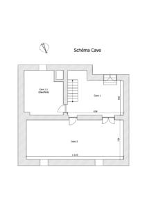 Schéma cave - 738 - Ingwiller